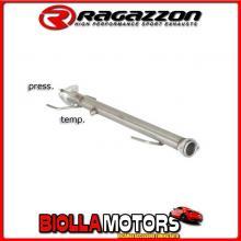 55.0242.00 DOWNPIPE Evo Alfa Romeo GT(937) 2003>2010 1.9JTD (110kW) 2004> 1.9JTDm (110kW) 2006> Tubo sostituzione 2 KAT e FAP Gr