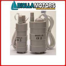 1825200 POMPA IMMERSION 9L/M 12V Pompa Centrifuga a Immersione