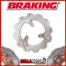 AP11FID FRONT BRAKE DISC SX BRAKING APRILIA SR R FACTORY 50cc 2005-2006 WAVE FIXED