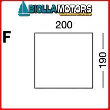 5801326 MB COPRIMATERASSO ELASTIC F BLUE Elastic Cotton Sheet F