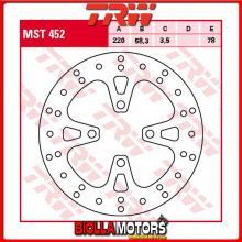 MST452 DISCO FRENO ANTERIORE TRW Honda SCV 110 Lead 2010-2013 [RIGIDO - ]