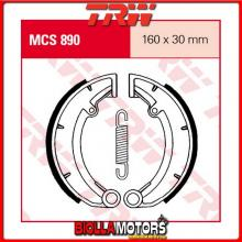 MCS890 GANASCE FRENO ANTERIORE TRW MZ TZ 250 - [ORGANICA- ]