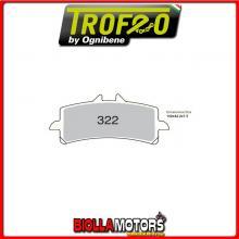 43032201 PASTIGLIE FRENO ANTERIORE OE TRIUMPH DAYTONA R TRIPLE 675 2011-2012 675CC [SINTERIZZATE]