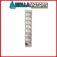 2102216 ETICHETTE 16 BLACK Etichette Adesive