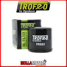 22TR553 FILTRO OLIO BENELLI 899 TNT T / S / K 2008-2015 899CC TROFEO (HF553)