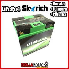 HJTX30Q-FP BATTERIA LITIO SKYRICH YIX30L LiFePo4 - YIX30L MOTO SCOOTER QUAD CROSS