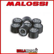 6615437.C0 8 rulli RULLI VARIATORE MALOSSI ? 28,2x19,9 gr. 24 HONDA SW-T 600 4T LC euro 3 (PF01E) - -