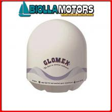 5637041 ANTENNA GLOMEX V8100 RHEA Antenna TV Satellitare Rhea V8100S2