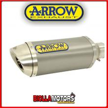 51505PO MARMITTA ARROW STREET THUNDER DUCATI GPR 125 2010-2015 TITANIO/INOX