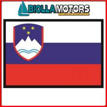 3400520 BANDIERA SLOVENIA 20X30CM Bandiera Slovenia