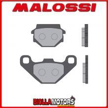 6216060 PASTIGLIE FRENO MALOSSI AEON MOTOR COBRA 400 4T LC (V69C) - -