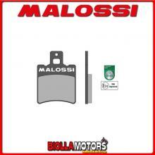 6215043 - 6215008BB COPPIA PASTIGLIE FRENO MALOSSI Anteriori MBK BOOSTER SPIRIT 50 2T euro 0-1 SPORT Anteriori - per veicoli PRO