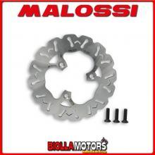 6212603 DISCO FRENO MALOSSI PEUGEOT TREKKER 50 2T D. ESTERNO 190 - SPESSORE 3,5 MM -