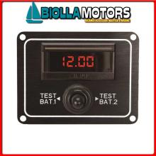 2101636 PANNELLO BAT TESTER DIGITAL< Pannello Tester Batteria Digital