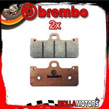 2-M028Z04 KIT PASTIGLIE FRENO BREMBO [Z04] XA3B860 - PINZA FRENO SX RADIALE BREMBO CNC P4 ?32/36 108mm - [ANTERIORE]