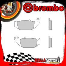07HO61CC PASTIGLIE FRENO POSTERIORE BREMBO HONDA CBR 2012- 125CC [CC - SCOOTER CARBON CERAMIC]