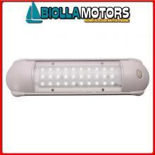 2145630 PLAFONIERA LED TUBE L408< Plafoniera LED Slim