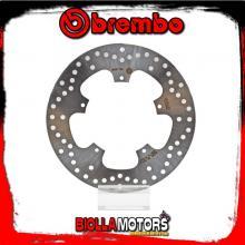 68B407B6 DISCO FRENO ANTERIORE BREMBO PIAGGIO X EVO 2007- 125CC FISSO