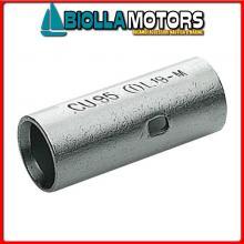 2030083 GIUNTO TESTA-TESTA 16MM2 Giunti Testa-Testa per Cavi Batteria