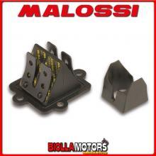 277731.C0 VALVOLA LAMELLARE MALOSSI VL12 DRR DRX 90 2T LC <- 2015 LAMELLE CARBONIO 0,30mm -