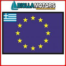 3401330 BANDIERA GRECIA UE 30X45CM Bandiera Grecia UE