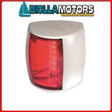 2112720 FANALE LED HELLA 9900 RED WH Fanali Hella Marine NaviLED Pro -W
