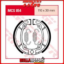 MCS854 GANASCE FRENO ANTERIORE TRW Kawasaki AE 80 1981-1985 [ORGANICA- ]