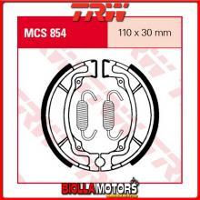 MCS854 GANASCE FRENO ANTERIORE TRW Suzuki A 50 K 1975- [ORGANICA- ]