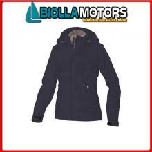 3017541 PORTOFINO SJ WOM NAVY XS SLAM Slam Portofino Sailing Jacket Donna