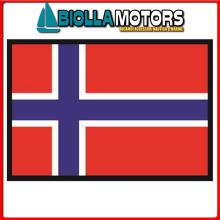 3402320 BANDIERA NORVEGIA 20X30CM Bandiera Norvegia