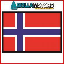 3402340 BANDIERA NORVEGIA 40X60CM Bandiera Norvegia