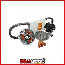MF75.19011 KIT VARIATORE RACING V.2 5.5G / 6.0G - 15X12MM 13MM PEPE LX 50 MOTOFORCE