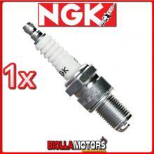 1 CANDELA NGK B9ES RIEJU MX-Infantil - Morini S6 50CC 2002- B9ES