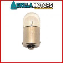 2162105 LAMPADINA UNIPOLARE SMALL 12V 5W Lampadine Unipolari - Bulbo Piccolo
