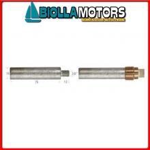 5127045 ANODO BARROTTO Barrotti Motore Caterpillar (16x76mm)