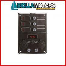 2102641 PANNELLO CONTOUR TESTER DIGITAL/2X12V Pannello Contour Tester Digital 3