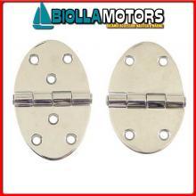 0456612 CERNIERA OVAL LONG Cerniere Oval Extra