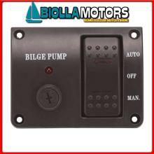 1823034 PANNELLO CONTROLLO AA BILGE< Pannello Controllo AA Fail-Safe