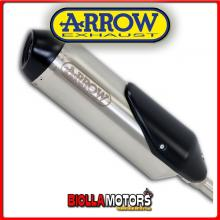 53505STP TERMINALE ARROW REFLEX PIAGGIO BEVERLY 300 Tourer 2009-2011 INOX/DARK