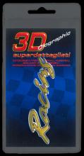 385 ADESIVO 3D SYMBOL SUPERDETTAGLIATO - RACING ORO