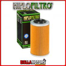 HF556 FILTRO OLIO BOMBARDIER 500 Traxter Auto CVT 2005- 500CC HIFLO