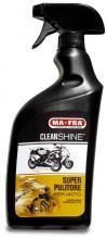 MQH0145 LUBRIFICANTE CLEANSHINE SUPER PULITORE PER MOTO