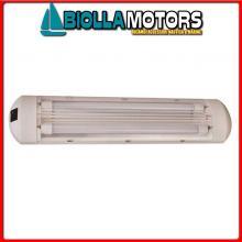 2145633 PLAFONIERA LED WHITE L390 12/24V< Plafoniera Neo-LED 12/24V