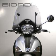 8061230 CUPOLINO SPOILER BIONDI PIAGGIO LIBERTY RST 50-125-200 DAL 2005