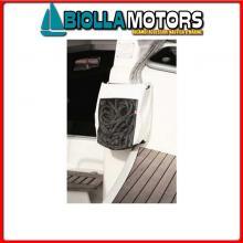 3215562 TASCA PVC 40X25X20CM Sacca Portacime Alta White Line