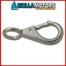 0211473 MOSCHETTONE OCCHIELLO D16 Moschettone Fisso Standard