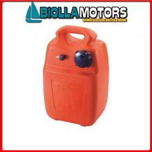 4030222 SERBATOIO BENZINA BARCA CAN STD 22L Serbatoi Portatili O-Tank