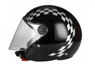 937867 CASCO JET RACING TAGLIA XS (FASHION 710)