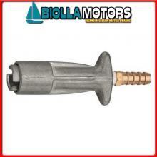 4036552 INNESTO F MERCURY SERB OLD Innesti Carburante per Motori Mercury (Vecchio Tipo)