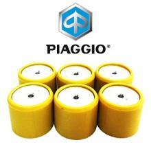 CM1038015 KIT 6 RULLI ORIGINALE PIAGGIO FLY 125 4T E2 2012-2013